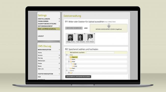 Multifileupload mit automatischer Skalierung der Bilder