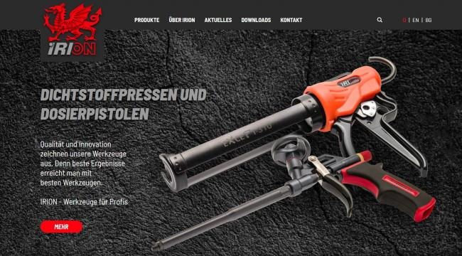 Startseite Irion Gunshop