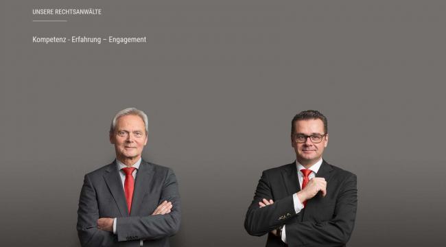 Rechtsanwälte Schneider und Faust in Aschaffenburg